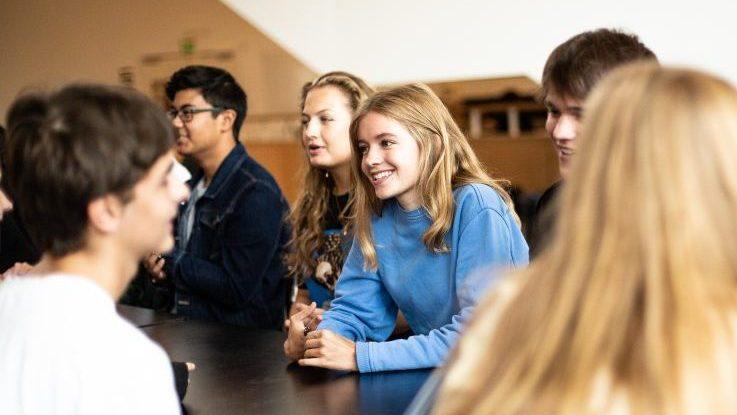Oplev OEG til elev Besøgsdag Ørestad Gymnasium