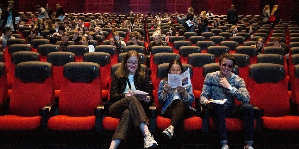 ASTA filmfestival Ørestad Gymnasium