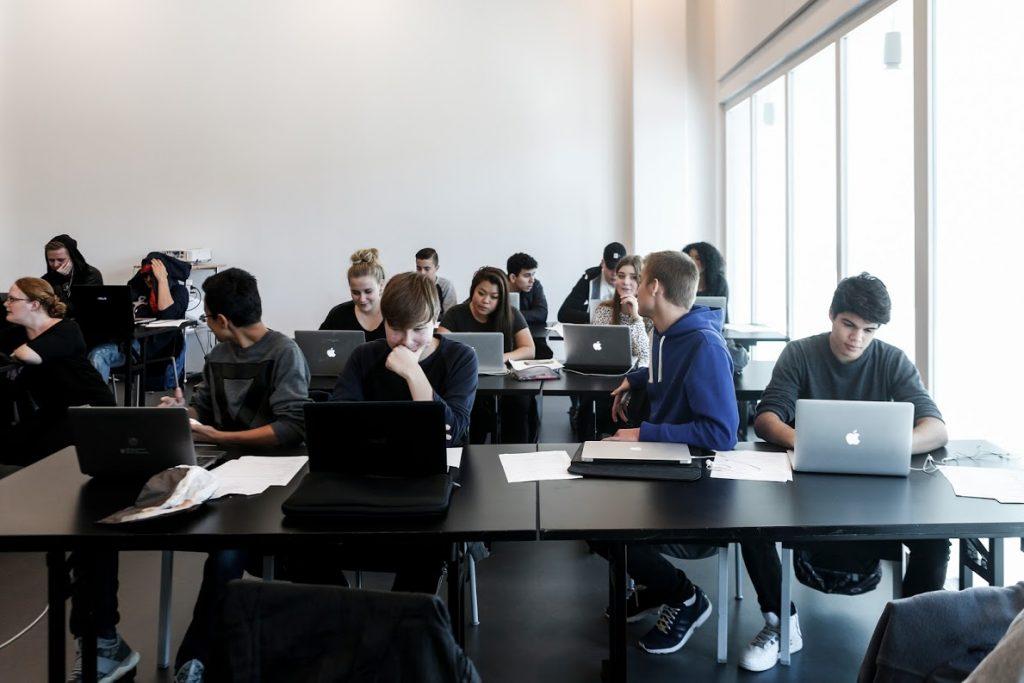 Klasselokaler Holdmiljø Ørestad Gymnasium