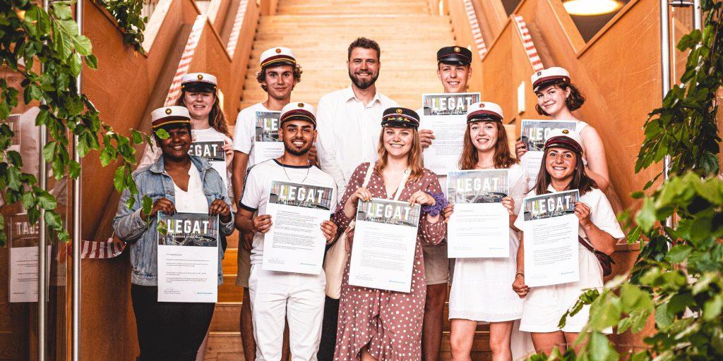 Changemaker legat Ørestad Gymnasium