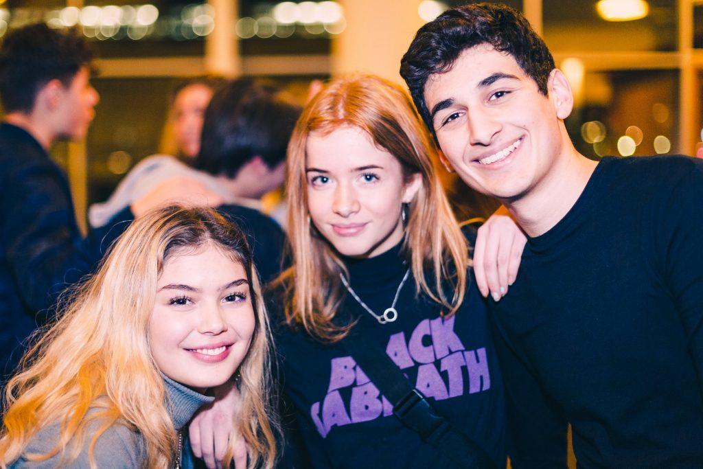 Fede gymnasie fester På Ørestad Gymnasium København