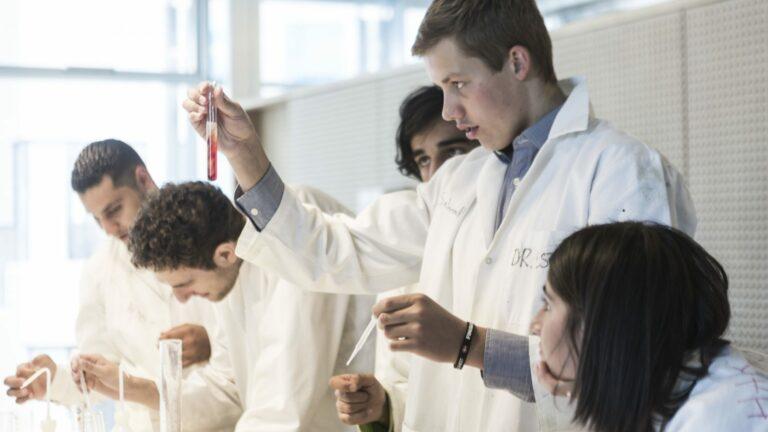 Bioteknologi Studieretning Ørestad Gymnasium