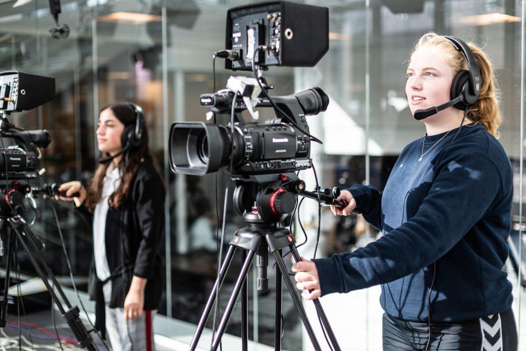 På Ørestad Gymnasium har du mulighed for at vælge Mediefag på A-Niveau