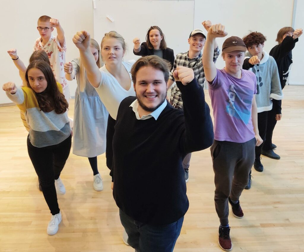 Multiforestilling Ørestad Gymnasium musical