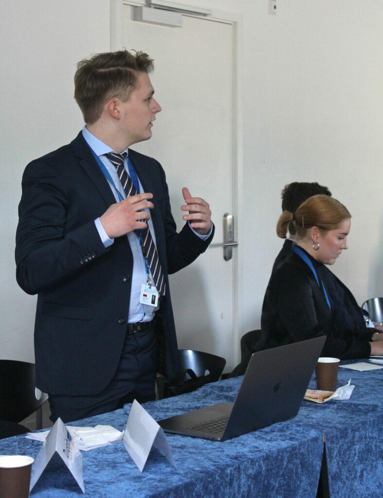 Debatudvalget Ørestad Gymnasium