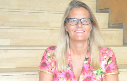 Studiesekretær Charlotte Brigsted Larsen Ansatte Ørestad Gymnasium