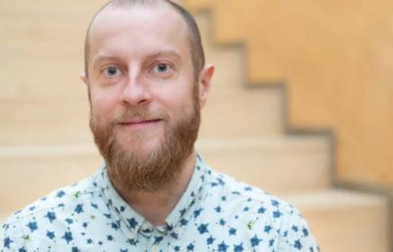 Vicerektor Dennis Hellegaard Ansatte Ørestad Gymnasium