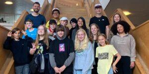 Mediecamp Ørestad Gymnasium for folkeskole elever 2021