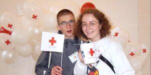 Røde Kors Ambassadører Ørestad GYmnasium
